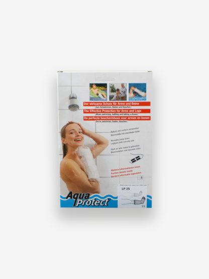 AquaProtect Schutzüberzug für den Unterschenkel