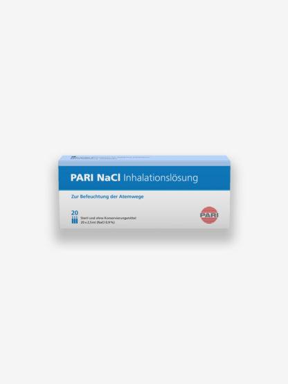 Inhalationslösung für alle gängigen Inhalationsgeräte